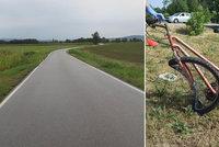 Řidič srazil nezletilého cyklistu a ujel: Policie hledá svědky!