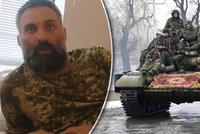 Čech Pavel na Ukrajině bojoval pět let za separatisty: Přišel jsem o nohu a o iluze