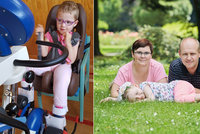 Eliška (5) trpí vzácnou nemocí: Sužují ji epileptické záchvaty i autismus. Dívce můžete pomoci i vy