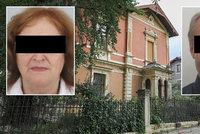 Kvůli této vile zavraždili Marii a Přemysla (†72,†57): Leží v luxusní čtvrti! Naproti Villa Pellé, kousek na Letnou a kolem samá velvyslanectví