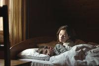 Tajemný thriller Tiché doteky: Křenková bojuje se sektou i vlastními city