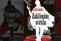 Recenze: Zaklínání světla Victorie Schwabové uzavírá jednu z nejlepších fantasy sérií posledních let