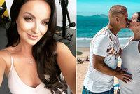 Zpěvačka Daniela (33) z Eurovize je v tom: Otěhotněla s mladším fotbalistou (24)!
