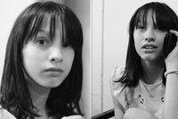 """Dítě v ohrožení! """"Už se nikdy nevrátím,"""" napsala Bára (12) z Prahy a zmizela. Viděli jste ji?"""