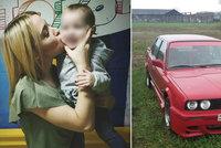 Batole (2) zabilo vlastní matku! Šílená smrt mladé Julie (†21) přišla v den jejích narozenin
