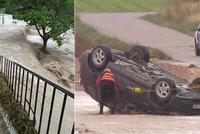 Horor v dovolenkové ráji: Bouře a tornádo devastovaly Španělsko. Zahynuli nejméně 3 lidé