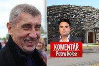 Komentář: Babiš je u Čapího hnízda nevinný. Nezávislost justice testuje opozice