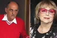 Urbánková po smrti exmanžela přiznává: Majetek? Mám jen místo na hřbitově!