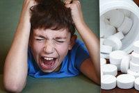 Paracetamol v těhotenství může za hyperaktivitu dětí, varuje studie! Bude zakázán?
