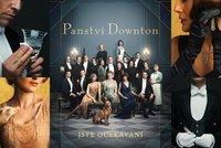 Seriál, který Češi milují, vrcholí v kinech! Vítejte na Panství Downton
