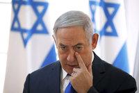Konec Netanjahua? Izraelský opoziční lídr podpoří kabinet bez současného premiéra