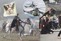 Tipy na víkend: Zažijte město jinak! Vyrazit můžete i na Dny NATO nebo na bělohorskou bitvu