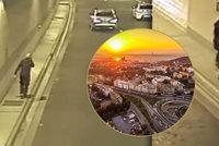 VIDEO: Dramata i kuriozity! Tunel Blanka slaví čtyři roky, i bez kolaudace