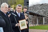 """Zeman Babiše za Čapí hnízdo k soudu už nepustí. """"Zbytečně vyvolává vášně,"""" tvrdí premiér"""