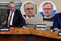 Zeman nedovolí soudit Babiše, opozice zuří a přeje mu i smrt. Hamáček: Nepřiměřený zásah