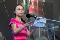 Za klima demonstrovaly čtyři miliony lidí, tvrdí aktivistka Greta. Zmínila i lži