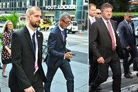 "Chůzí proti ""apokalypse""? Čaputová i Babiš prošli New York pěšky, zajdou i na Trumpovu recepci"