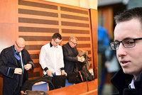 Lukáše Nečesaného soud očistil, pachatele útoku na kadeřnici policisté nenašli: Případ museli odložit
