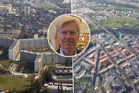"""Brněnský """"IPR"""" se radil v Praze. Architekt Michal Sedláček promluvil o problémech obou měst"""