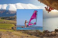 Nejen moře, ale i porce adrenalinu: Zažijte Řecko jinak!