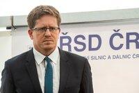 Novým šéfem ŘSD je Mátl. Urychlí stavby i opravy silnic, věří ministr