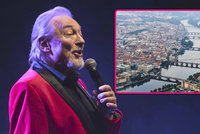 """""""Jsem tady rád,"""" říkával Karel Gott (†80) o milované Praze. Která místa rád navštěvoval?"""