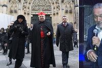 Státní pohřeb Karla Gotta: Co zatím vědí vkatedrále svatého Víta?
