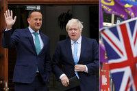 Johnsonovi se hroutí brexit. Irové trvají na své pojistce