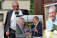 """""""Hnus! Zneužili smrt Gotta."""" Schwarzenberg udeřil na Klause kvůli """"trapné pomstě"""" Havlovi"""