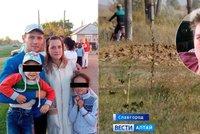 Tragický konec pátrání po matce s dětmi: Našli je zabetonované v lese!