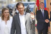 """""""Zázračné dítě"""" Kurz znovu kancléřem? Rakouský mladíček podruhé sestavuje vládu"""