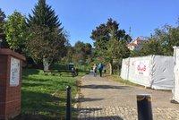 Zástavba Petřína: Veřejné záchodky budou třetinové oproti původnímu domku