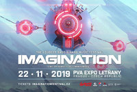 Imagination Festival 2019: Drum'n'bass a harders styles hvězdy míří do Letňan