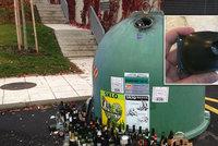 Revoluce ve třídění odpadu? Výkon popelářů mají zefektivnit ultrazvukové senzory