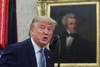 """Bílý dům brání Trumpa a odmítá vyšetřování sněmovny. """"Partyzáni,"""" zuří právník"""