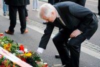 Němci v Halle zažili teror. Prezident vyzval po útoku k solidaritě s Židy