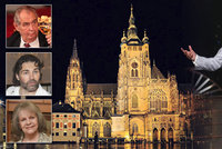 Zádušní mše za Karla Gotta (†80): Seznam vzácných hostů! Kdo nepřišel a proč?