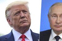 """Putin chtěl v čele USA """"duševně nestabilního"""" Trumpa. Dokument odhalil zásahy Ruska do voleb"""