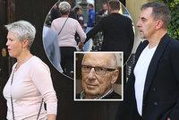 Vdova po Karlovi Štědrém: Konec truchlení, dva roky od skonu manžela nová láska na obzoru!