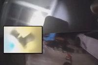 Policista zastřelil mladou ženu skrz okno do ložnice: Chlapec (8) všechno viděl!