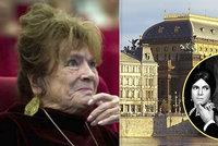 ONLINE: Pohřeb Vlasty Chramostové (†92): Národní se zahalilo do smutku!