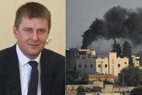 Petříček sepsul tureckého velvyslance. Zmínil smrt civilistů v Sýrii i konec invaze