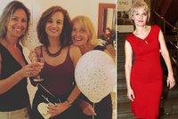 Veronika Žilková slaví narozeniny v Izraeli: Popřála sama sobě