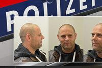 Afghánec ubodal u českých hranic šoféra a ujel. Policie je v pohotovosti