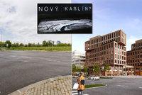 Jak má vypadat Rohanský ostrov za pár let? Obří park, kanceláře, byty a dva nové mosty