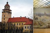 Slovanská epopej se vrátí do Moravského Krumlova: Proti tomu je i dědička Alfonse Muchy