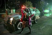 Kvůli zdražení jízdenek vyhlásili výjimečný stav. Chile ochromily rozsáhlé protesty