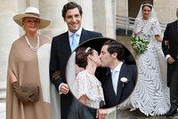 Největší královská svatba? Pravnučka českého krále se vdala za potomka Napoleona!