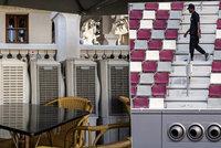V Kataru je takové horko, že nainstaloval klimatizace i do ulic. Má to zlý důsledek