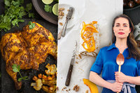 Uvařte si skuchařkou »Světová« Kateřiny Winterové: Zkuste peprmintky, dýňovou roládu či Tikka kuře
